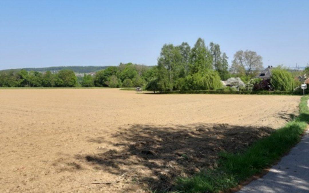 Baugrund in Hochburg/ Ach, Nähe Burghausen