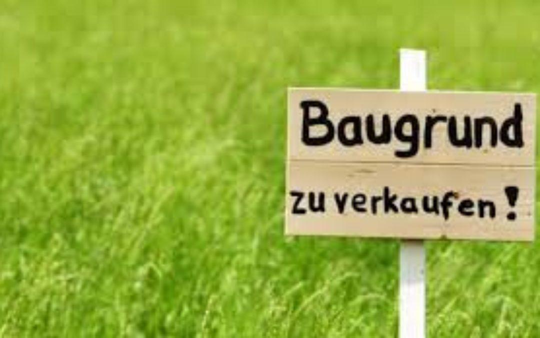 Baugrund in Hochburg/Ach